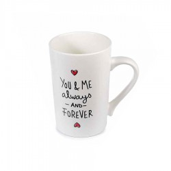MUG PORCELLANA LOVE