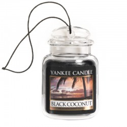 Yankee Candle Car Jar Ultimate - Black Coconut