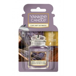 Yankee Candle Car Jar Ultimate - Dried Lavender & Oak