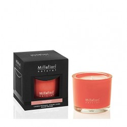 Millefiori Natural Candela Almond Blush