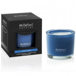 Millefiori Natural Candela Cold Water