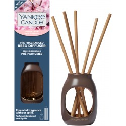 Yankee Candle - Starter Kit Effetto Metallo - Cherry Blossom