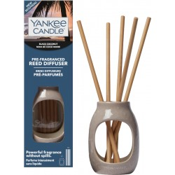 Yankee Candle - Kit Base Effetto Rilievo - Black Coconut