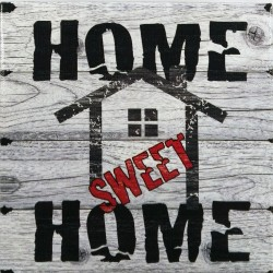 Canvas Home Sweet Home16x16